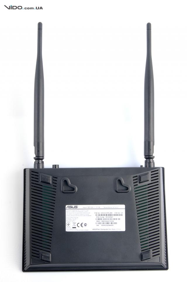 Обзор беспроводного маршрутизатора ASUS RT-N12 VP: быстрый Wi-Fi, недорого