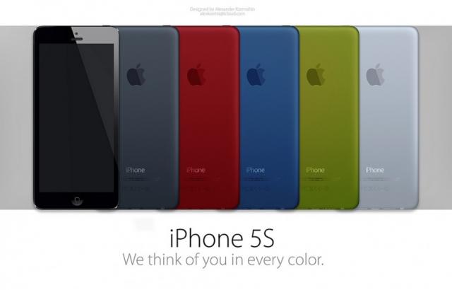 Замедленную съемку получит iPhone 5S