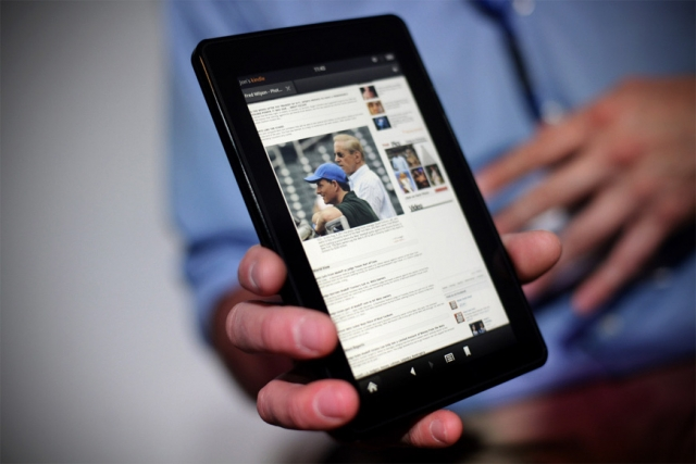 Дьявольские новинки Amazon: Kindle Fire HD
