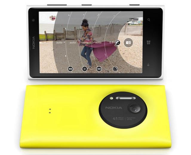 Переходи на сторону WinPhone (у нас есть Lumia 1020)