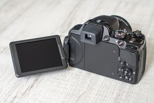 Nikon Coolpix P520: туристам и суперагентам