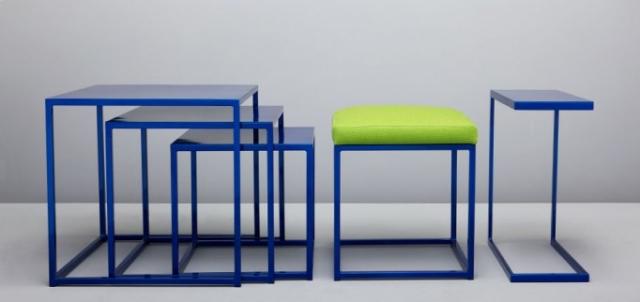 Хайтек мебель в стиле Windows Phone