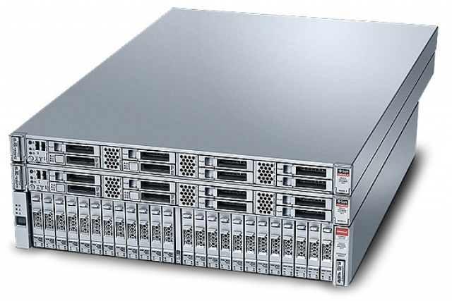 Oracle Database Appliance: все в одном