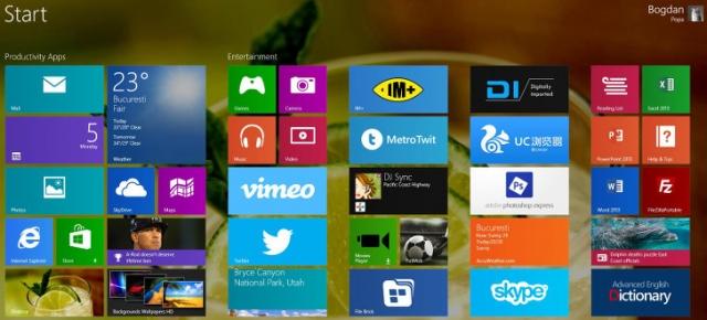 Начало тестирования Windows 8.1 RTM в Китае