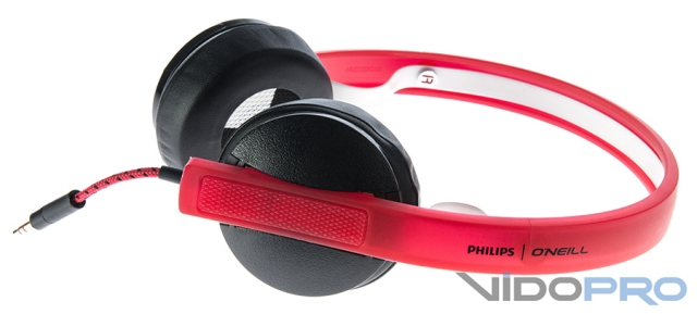 Philips O'Neill The Bend: крепкие наушники для экстремалов