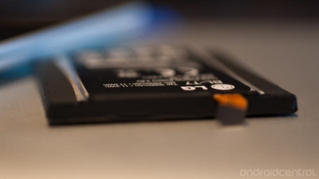Ступенчатая батарея для Moto X и LG G2