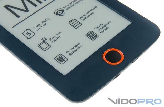 PocketBook Mini: новый любимец