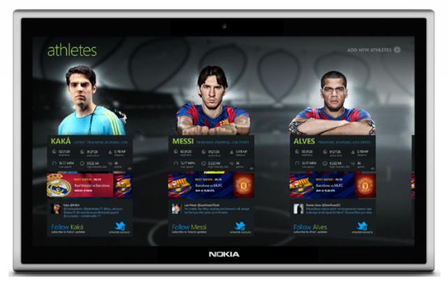 Nokia: планшет в сентябре, фаблет в ноябре