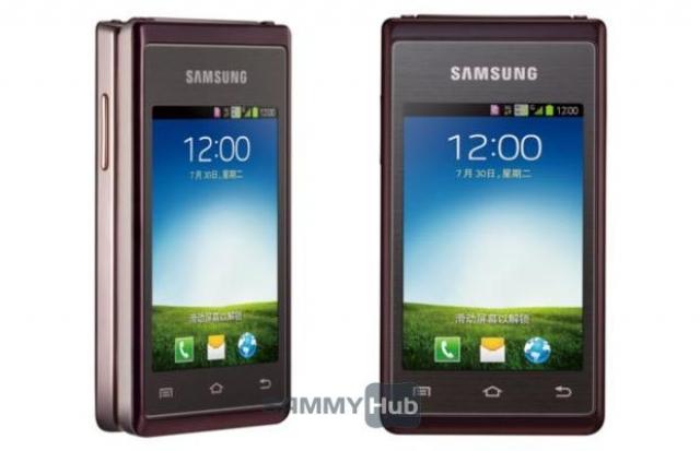 Раскладушка Samsung показалась на новых фото