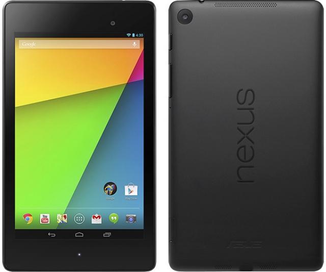 Очередная проблема Nexus 7