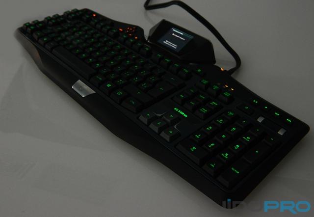 Logitech G19s: уверенная победа над оппонентами
