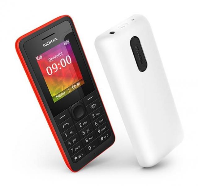 Музыка на весь день: встречайте Nokia 106 и Nokia 107 Dual SIM