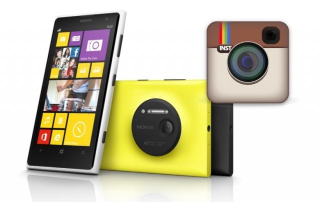 Представители Nokia утверждают, что скоро появиться Instagram для WP