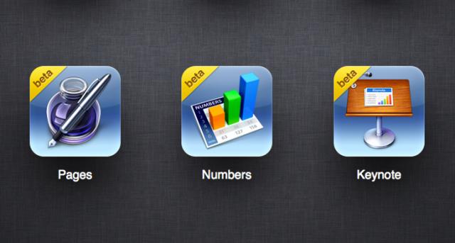 iWork для iCloud официально доступен для всех и бесплатно