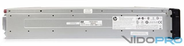 Обзор хранилища HP MSA 2040