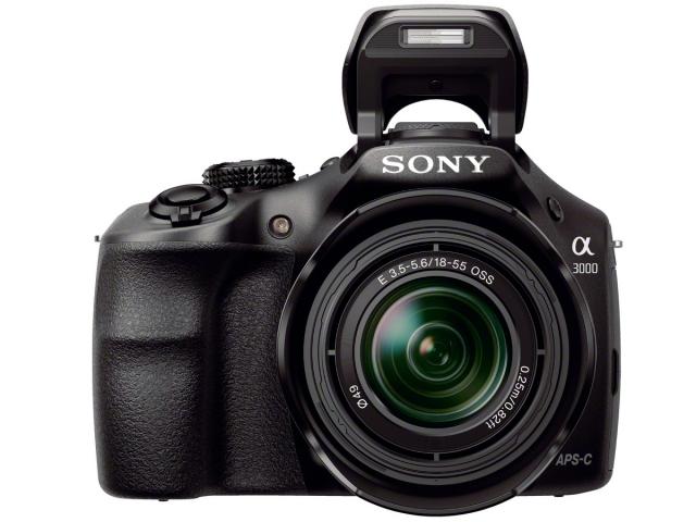 Sony a3000: легко держать, легко снимать, легко получать качественные снимки