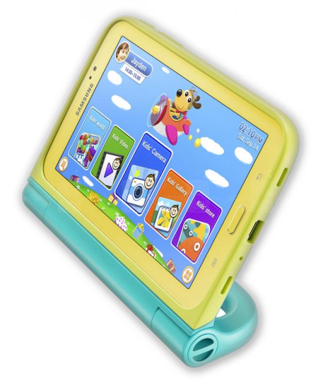 "Samsung Galaxy Tab 3 Kids - то, что нужно к ""back-to-school"""
