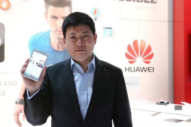 Компания Huawei заняла третье место в рейтинге мировых поставок смартфонов за 2013 год