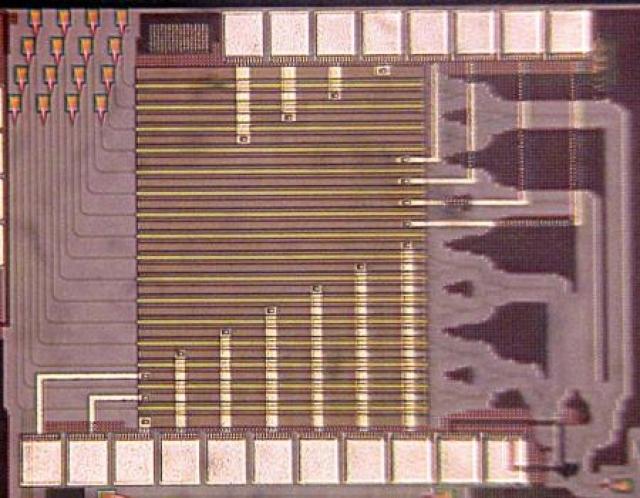 Лазерное сканирование DARPA для поля боя – микрочип, искажающий свет