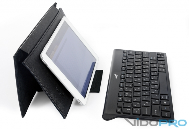 Genius LuxePad 9100: нет проблем с большим текстом