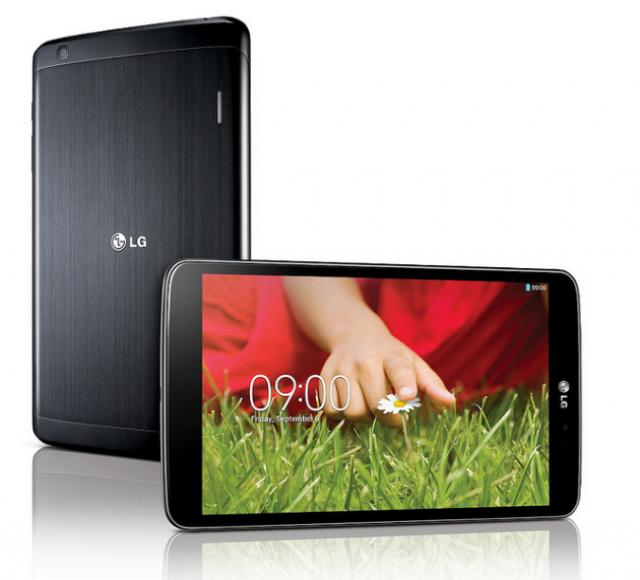 Сенсация на рынке планшетов: LG представляет новый G PAD 8,3
