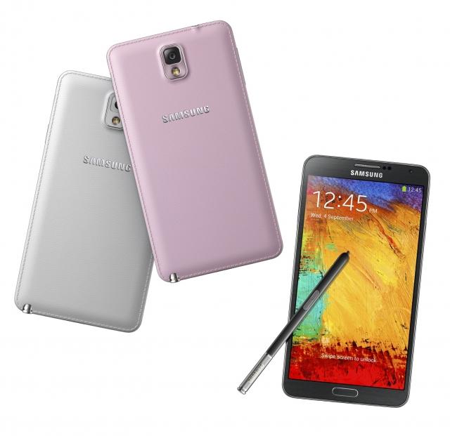 Создавайте историю своей жизни с новым Samsung GALAXY Note 3