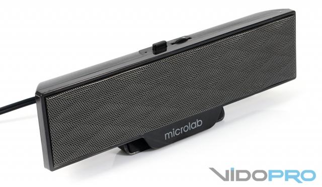 Microlab B51: над ноутбуком кое-что есть