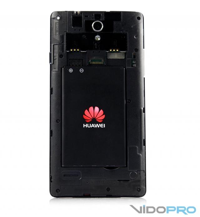 Huawei Ascend G700: не хуже флагмана