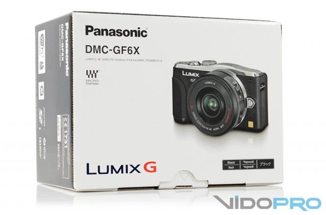 Panasonic LUMIX DMC-GF6X: пятизвездочный коктейль