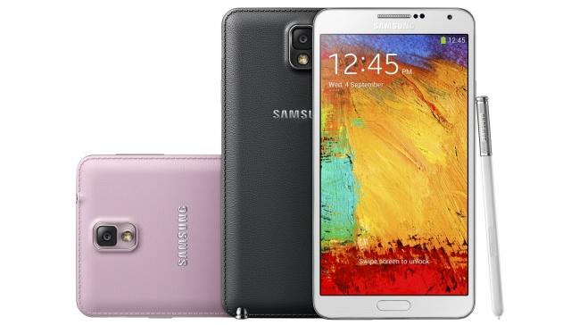 Впервые в Украине Samsung GALAXY Note 3 будет представлен на CEE 2013