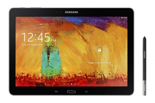 Samsung GALAXY Note 10.1 на IFA 2013