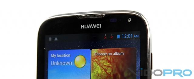 Huawei Ascend G610: у подножия Олимпа