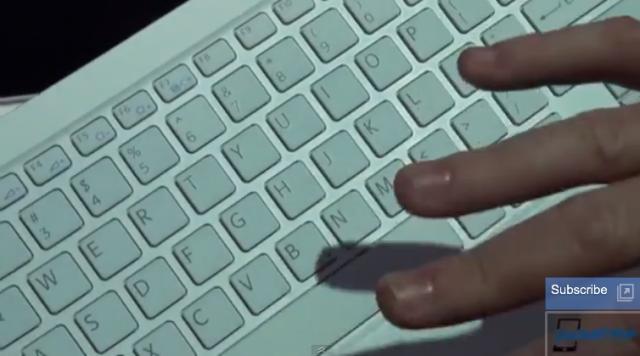 Немного о Sony Vaio Tap 11 в видео с IFA 2013