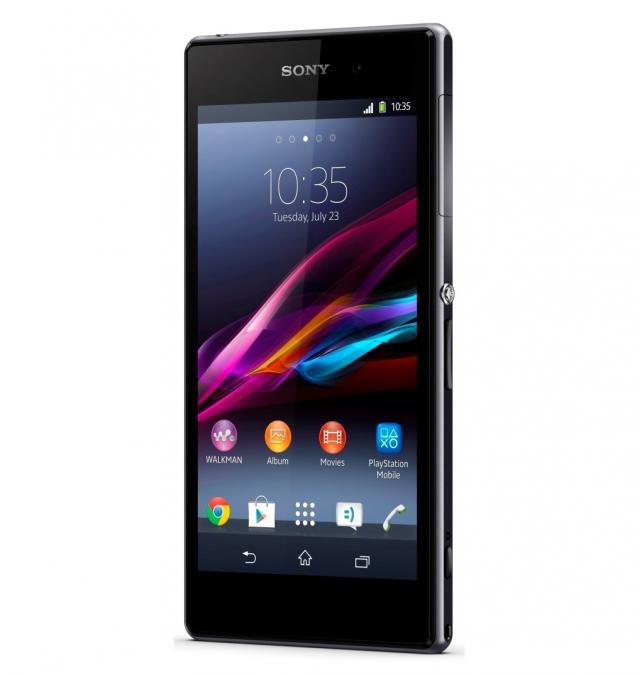 Подробно о Sony Xperia Z1