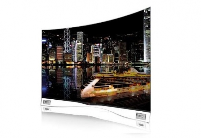 LG представила новейшие телевизоры на IFA 2013