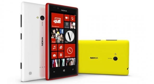 Обновление Amber для Nokia Lumia 720 уже доступно для скачивания