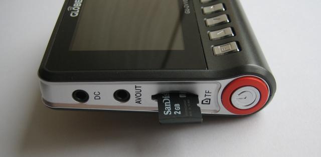 Видеорегистратор Globex GU-DVV005