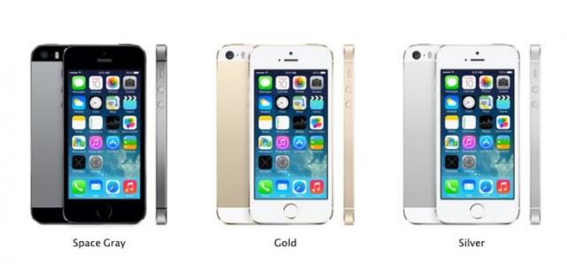 iPhone 5S: дизайн, характеристики, цена, когда доступен