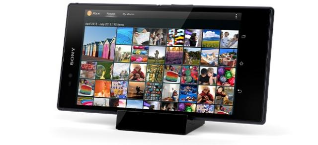 Новый Xperia Z Ultra: самый тонкий смартфон с самым большим Full HD экраном