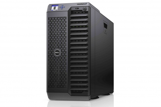 Dell PowerEdge VRTX представлен в Украине