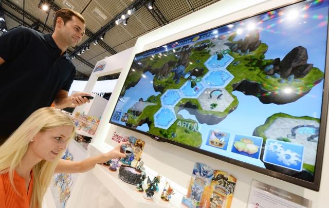 Игры для Smart TV
