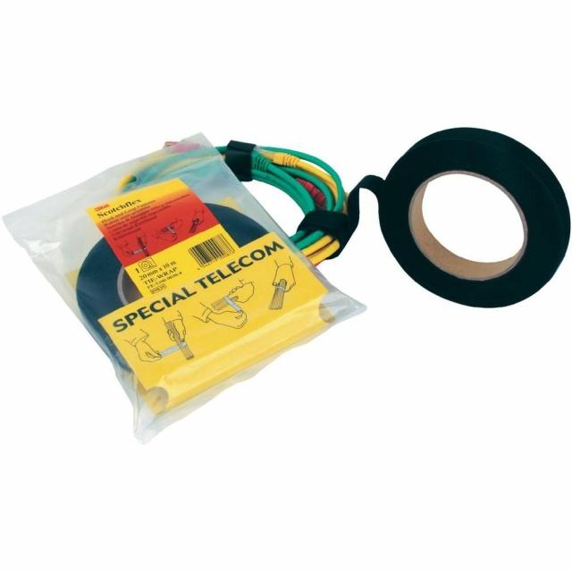 3М Scotchflex Tie Wrap - лента-липучка для проводов