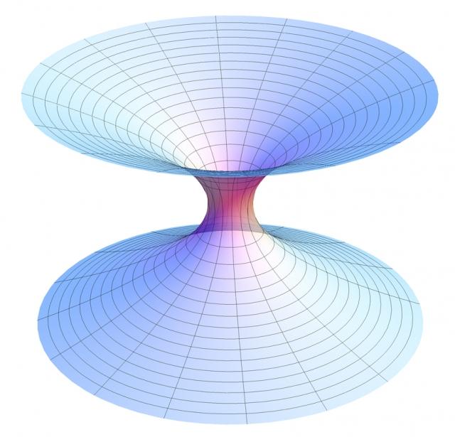 Магнетическая «червоточина» может скрывать магнитные поля