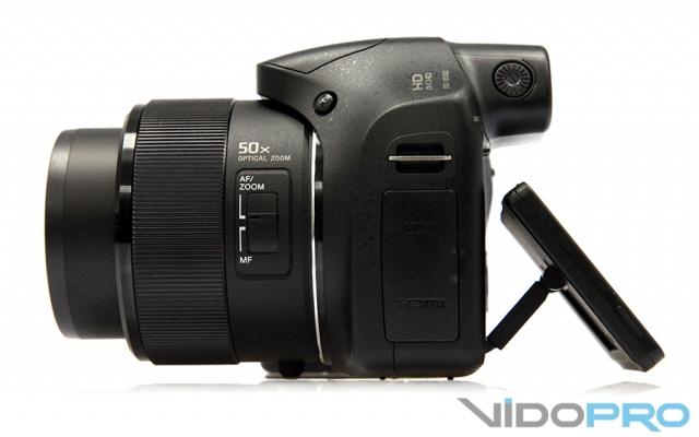 Sony DSC-HX300: 50-кратная оптика и отличная стабилизация