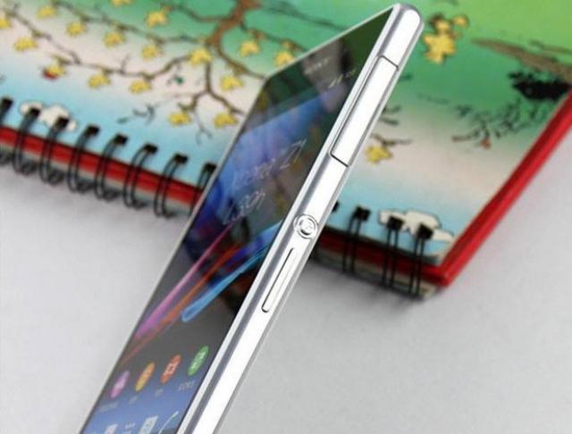 Sony Xperia Z1 начала получать обновление 14.1.G.1.534
