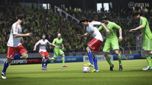 FIFA 14 для Android можно бесплатно скачать с Google Play