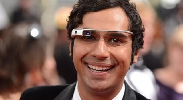 Награда EMMY: Google Glass на красной дорожке