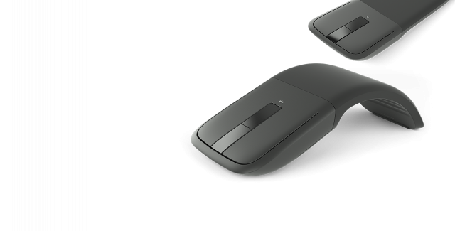 Microsoft выпустит Arc Touch Mouse Surface Edition