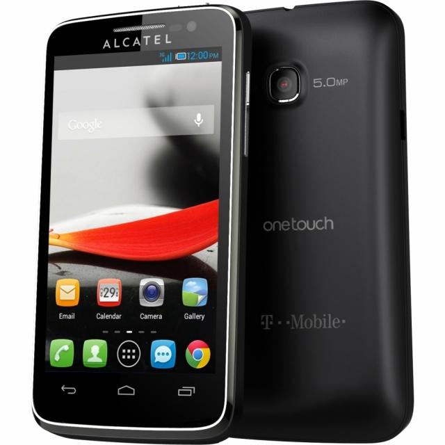 Две бюджетные новинки от Alcatel: One Touch Evolve и One Touch Fierce