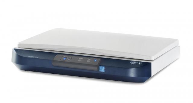 Новый планшетный сканер Xerox DocuMate 4700: доступный А3
